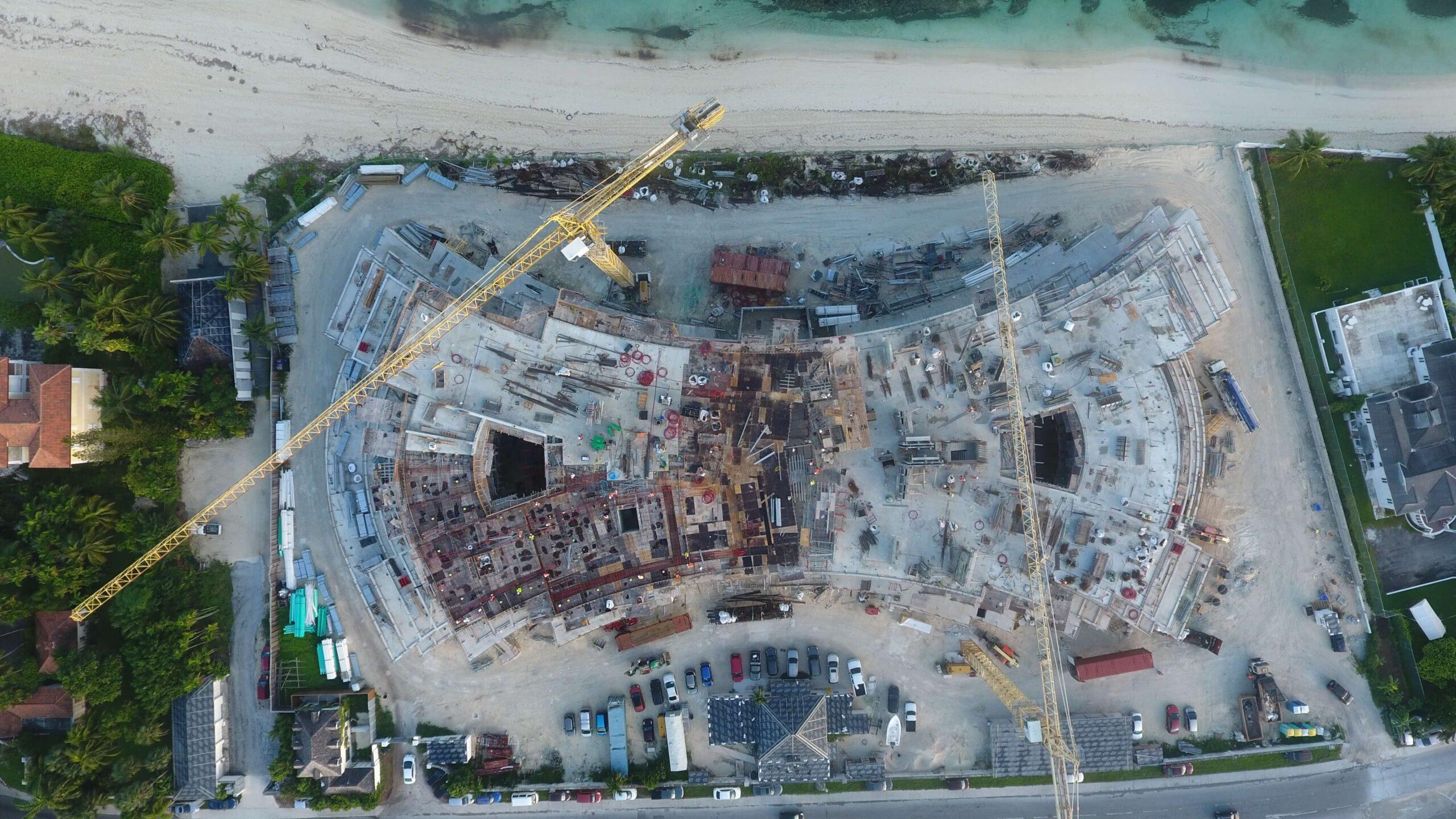 Overhead View - October 9 2020