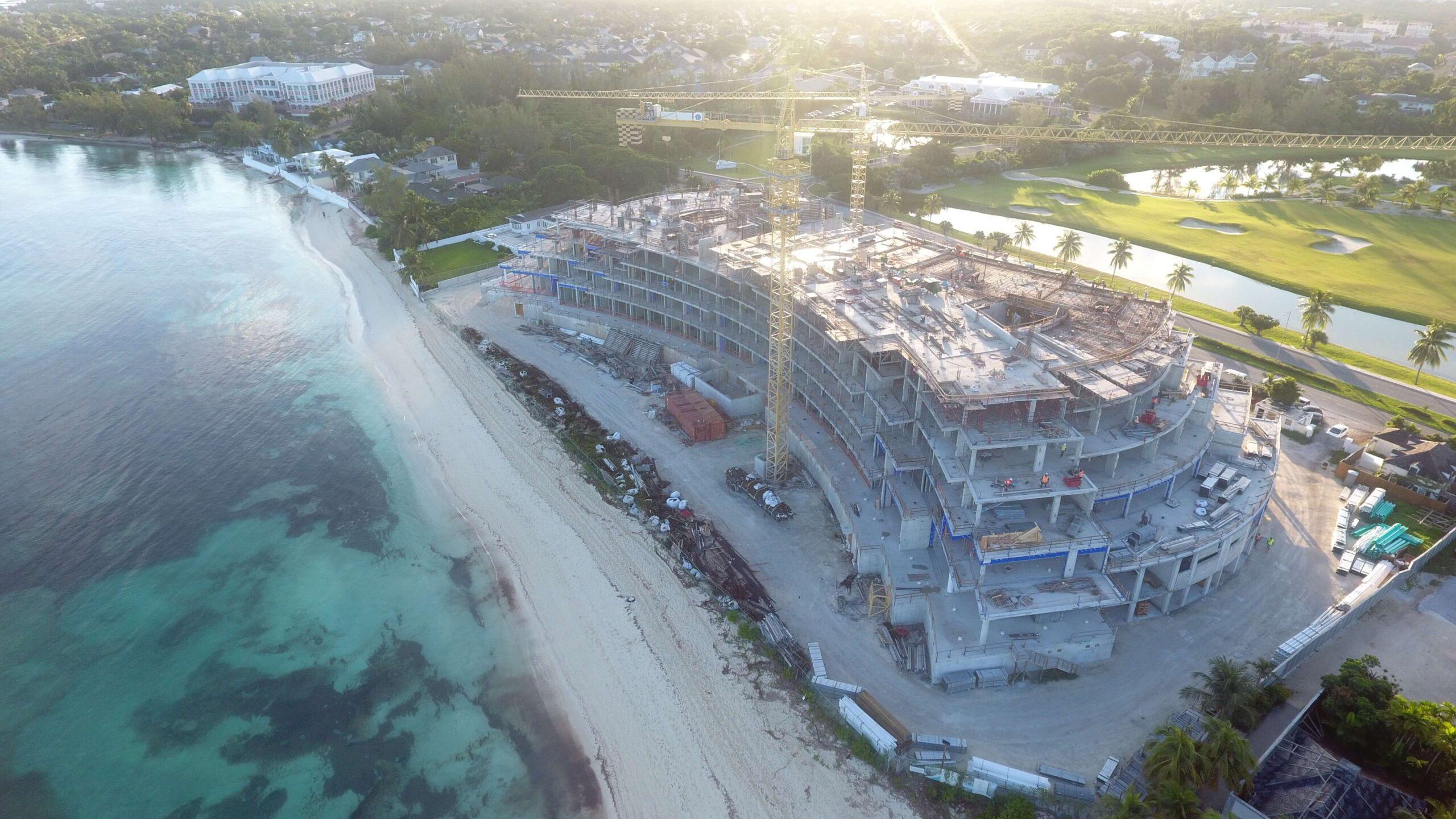 Goldwynn Construction Update - October