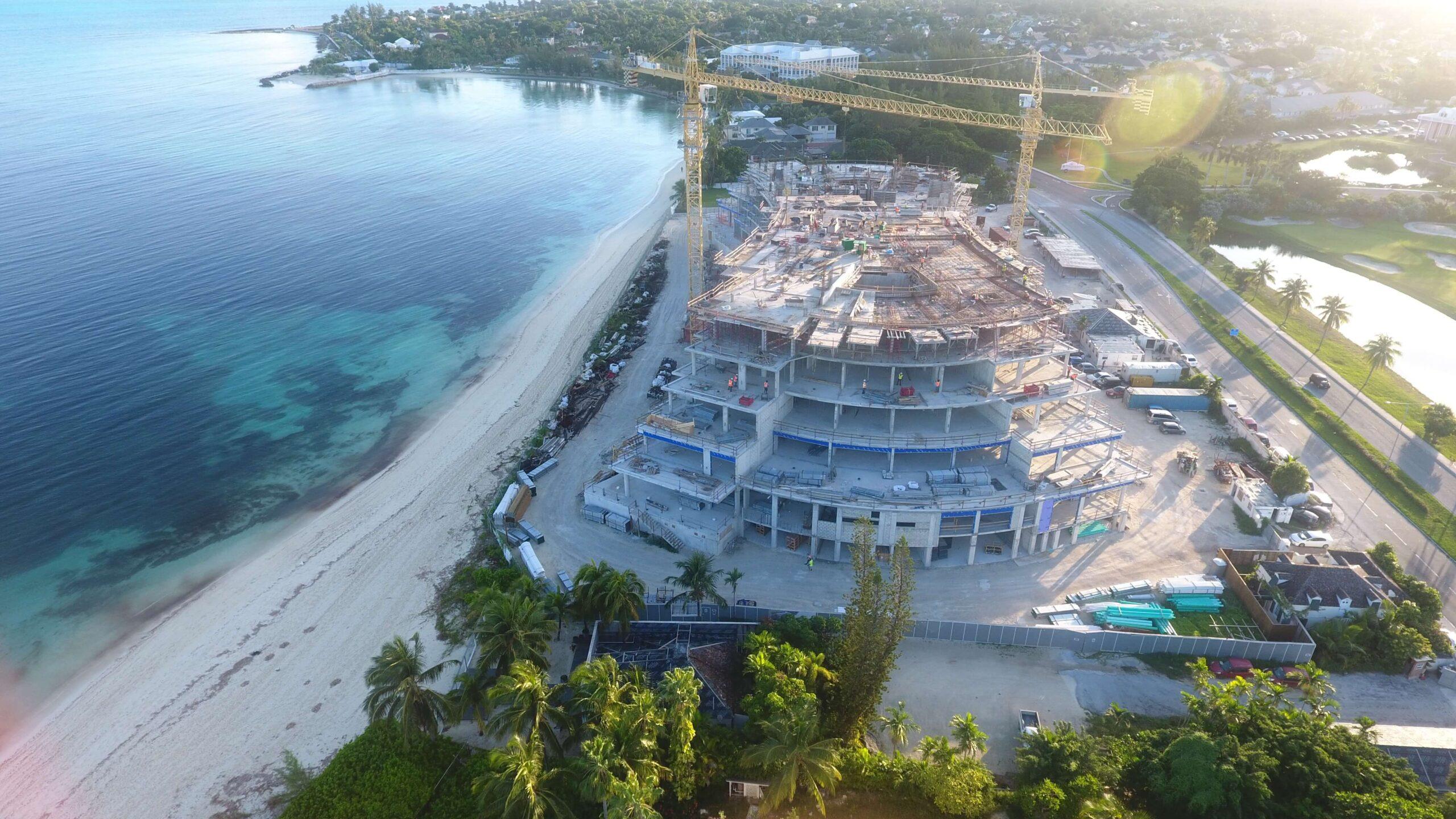 Sunny Construction Update - October