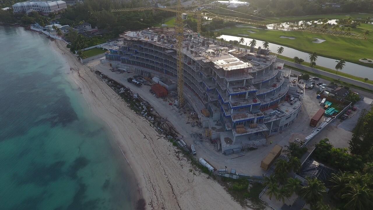 November Construction Progress