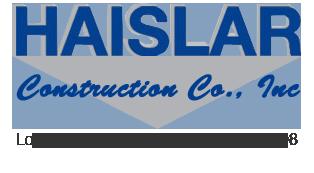 Haislar Construction