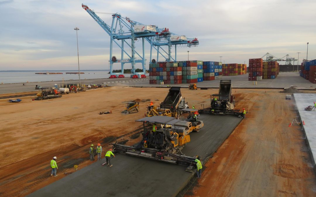 Port of Mobile – APM Terminal Rehab CY 2N
