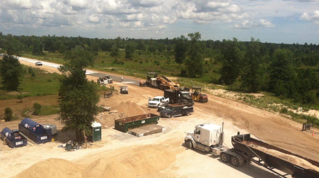Colony Ridge Development
