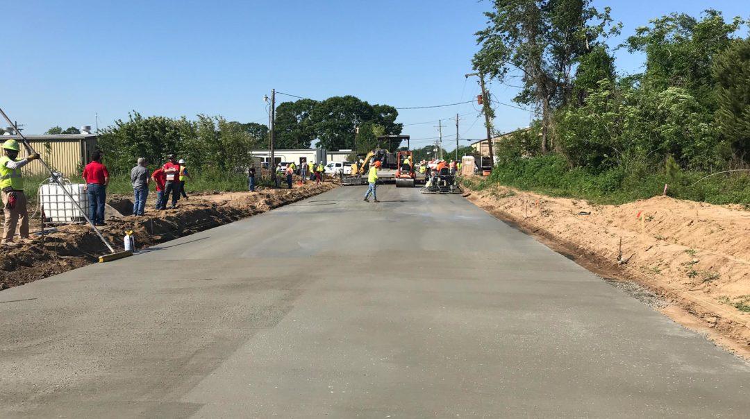Louisiana Department of Transportation—Lafayette Parish