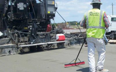 RCC Pavement Lays Foundation for Port of Houston Authority Projects