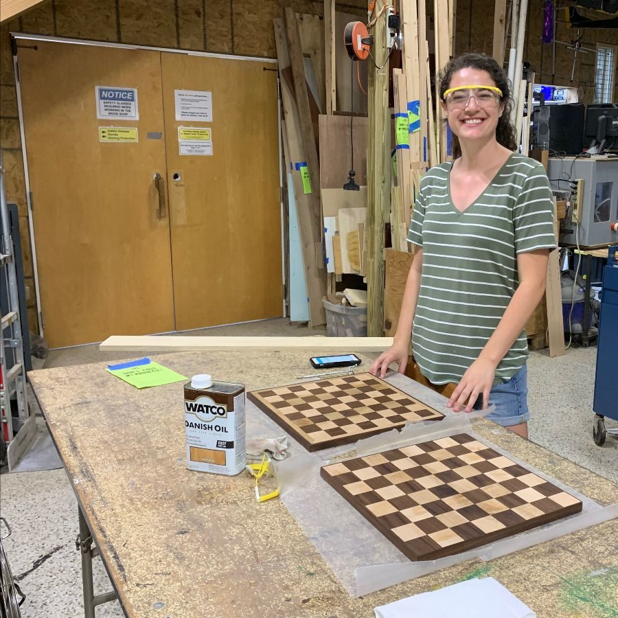 DM Member Project: Check Out Emily's Gorgeous Game Boards!
