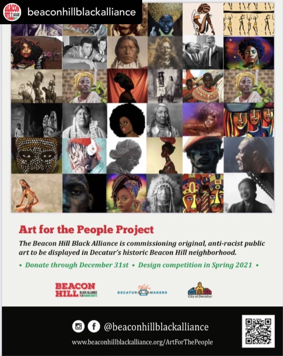 Partnering With Beacon Hill Black Alliance: Art For The People