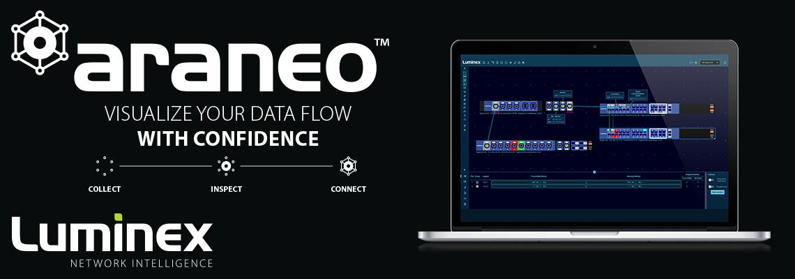 Luminex ARANEO Control Software