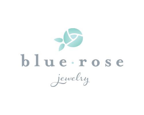 Blue Rose Jewelry Logo