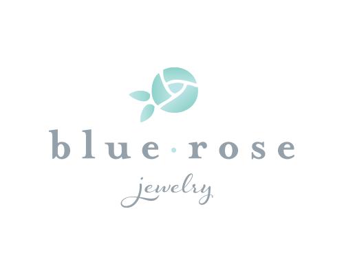 Blue Rose Jewelry Logo