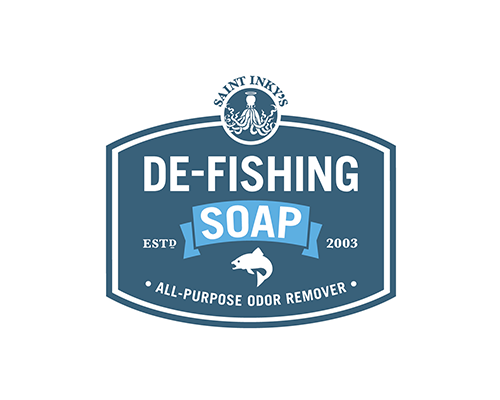 De-Fishing Soap Logo