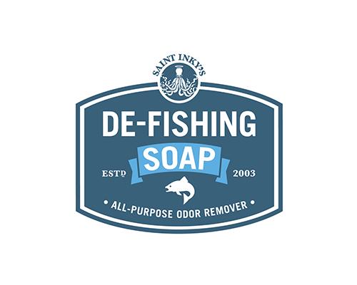 De-Fishing Soap Logo