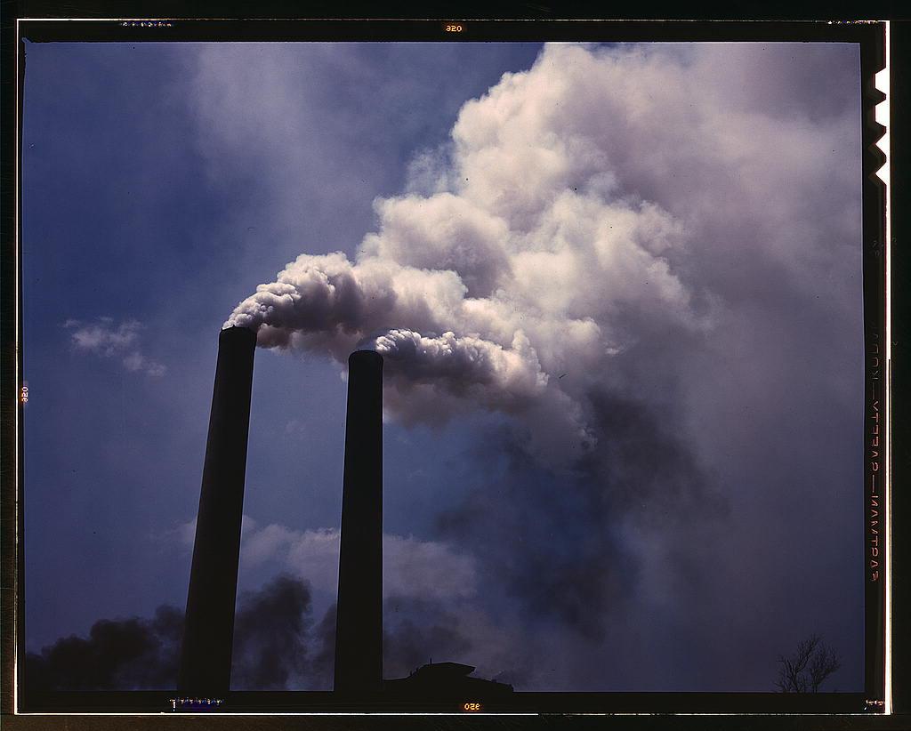 smoke in China