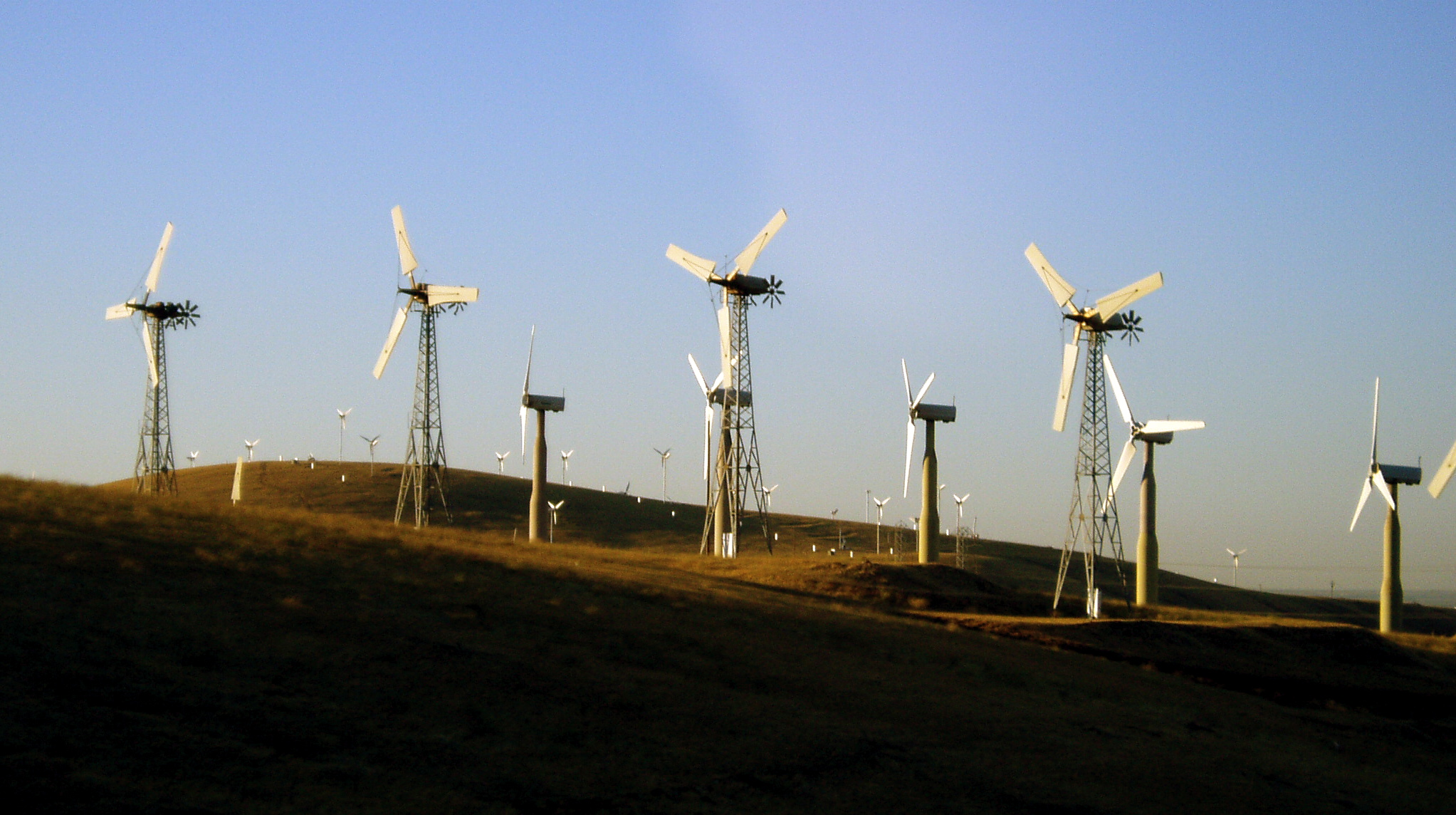 Promising Alternative Sources of Clean Energy: Wind and Solar