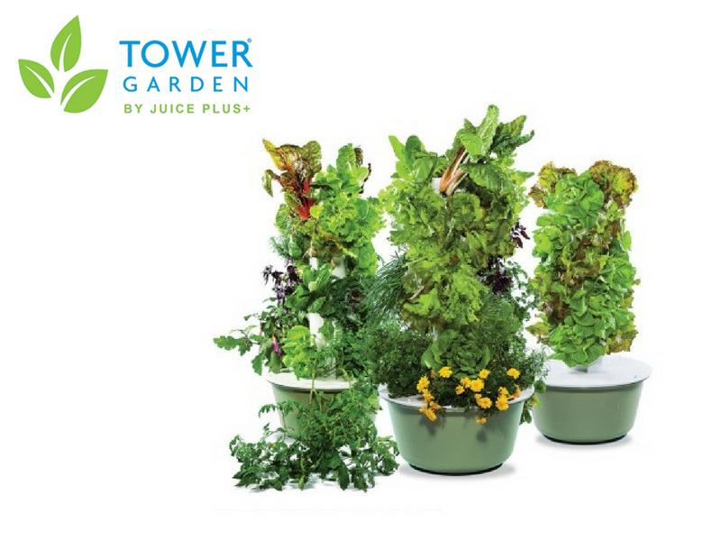 Tower Gardens Aquaponic Gardening