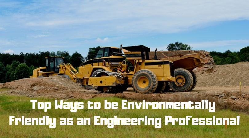 Environmentally Friendly Engineering