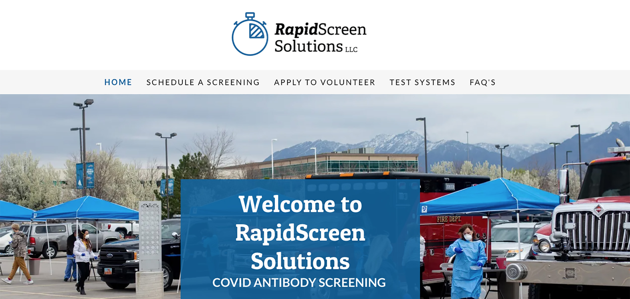 Rapid Testing Utah for COVID19 Antibodies & Saliva Testing