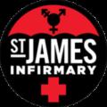 St James Infirmary logo