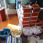 St James Infirmary syringe exchange supplies