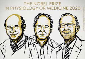 Nobel Prize in Physiology or Medicine 2020