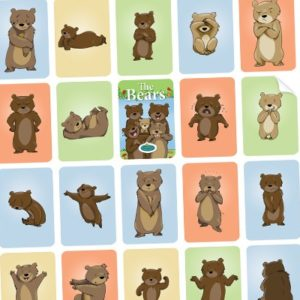 The Bears Stickers