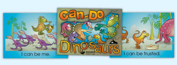 Can Do Dinosaurs
