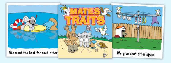 Mates Traits