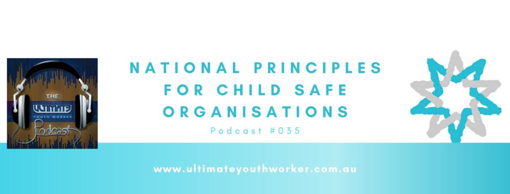 National Principles for child safe organisations