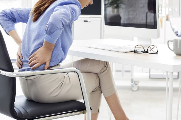 source of back pain