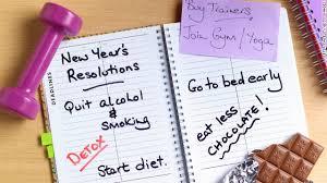3 Reasons Why Health Resolutions Fail!