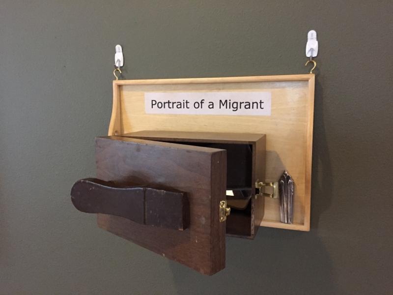 Ricardo Gomez Portrait of a Migrant