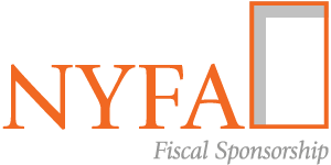 NYFA Fiscal Sponsorship Logo
