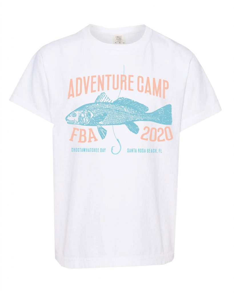 FBA Adventure Camp Shirt 2020
