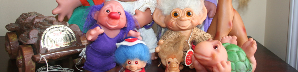 Troll Dolls Collection