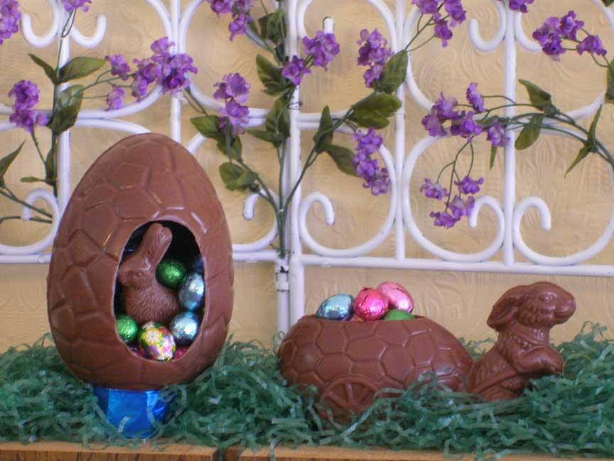 Easter Molds