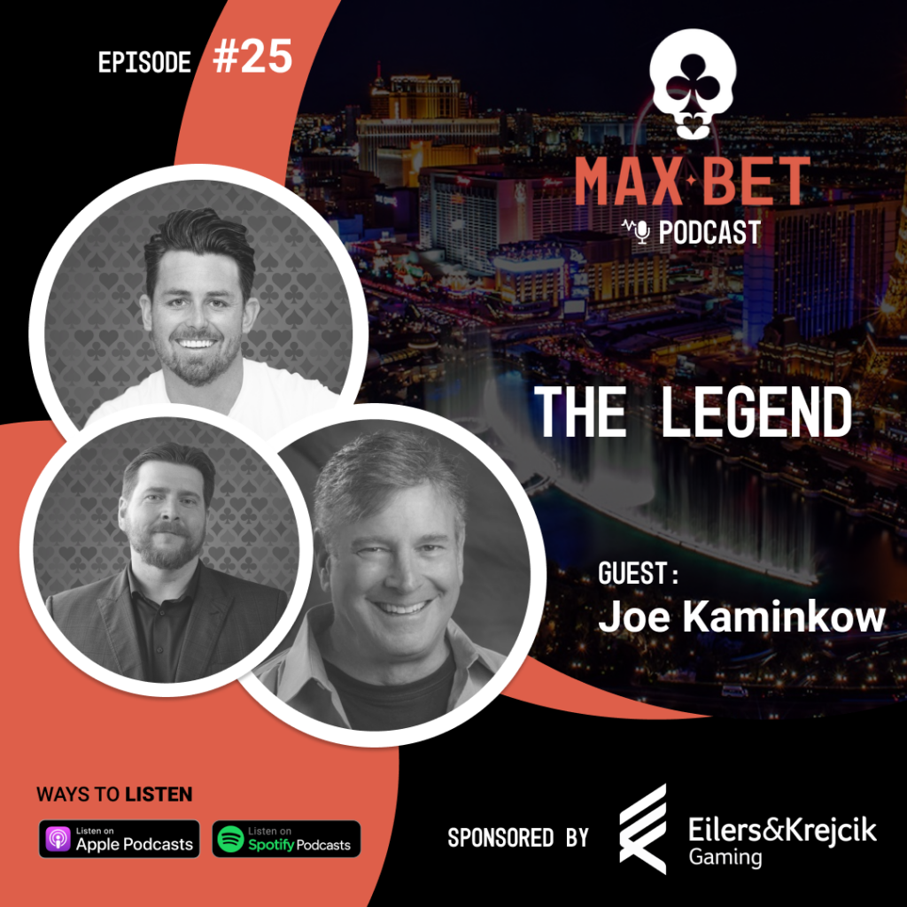 Episode 25 - The Legend - Ft. Joe Kaminkow