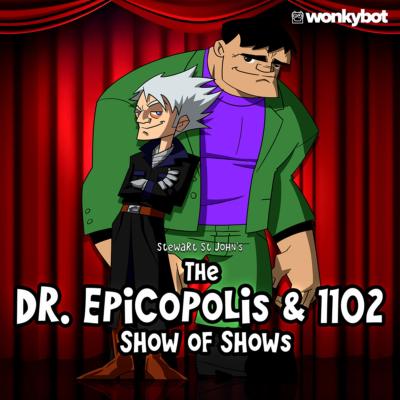 Josh Brandon in Dr. Epicopolis