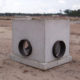 CAS 802 straight wall manhole