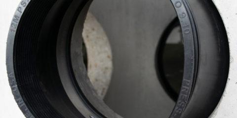 PSX: Positive Seal Manhole Connector