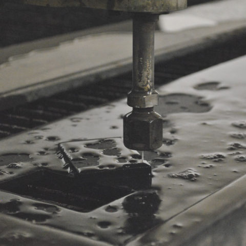Waterjet capabilities