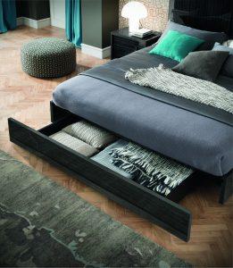 Minerva Bed Storage