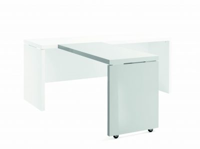 sliding return desk