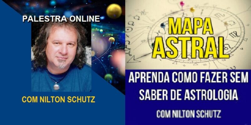 Palestra Online Aprenda Como Fazer Seu Mapa Astral – Nilton Schutz