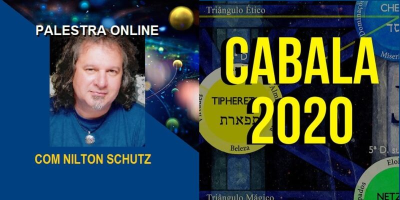 Palestra Online Cabala 2020 – A Beleza de Deus – Nilton Schutz