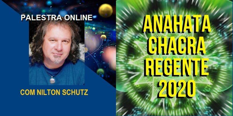 Palestra Online Chacra Cardíaco 2020 – Anahata – Nilton Schutz