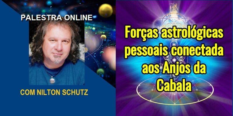 Palestra Online Forças Astrológicas Pessoais – Nilton Schutz