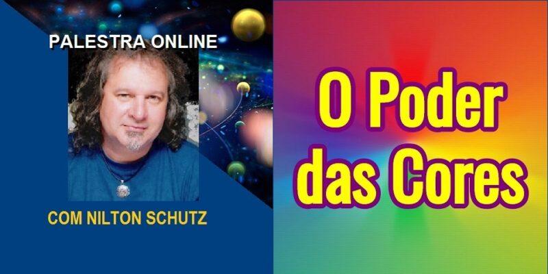 Palestra Online O Poder das Cores – Vibração e Frequência – Nilton Schutz
