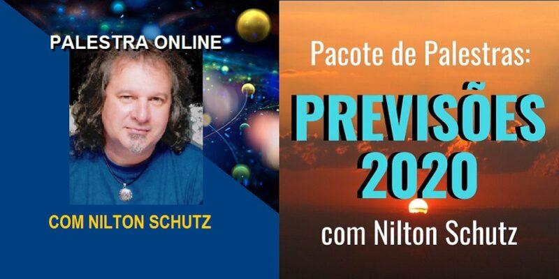 Pacote de Palestras Online Previsões 2020 – Nilton Schutz