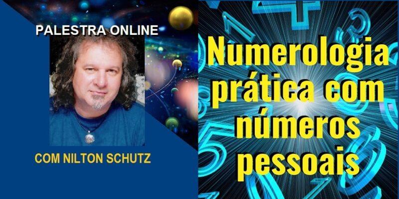 Palestra Online Previsões Com os Números Pessoais – Nilton Schutz