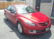 2013 Mazda 6 GT – Leather Heated Seats, Sunroof